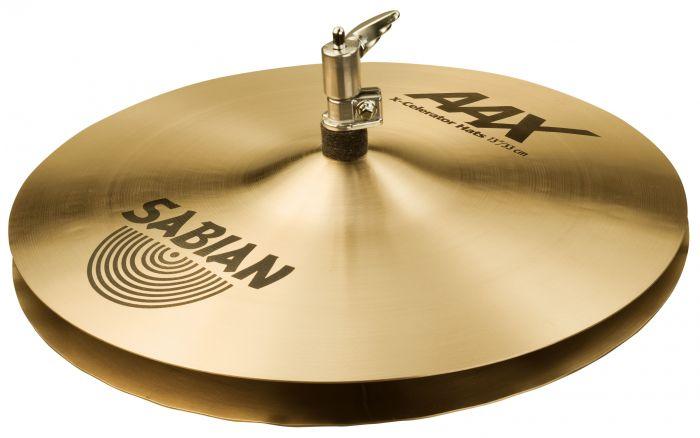 """Sabian 13"""" AAX X-Celerator Hats, 21302XL"""