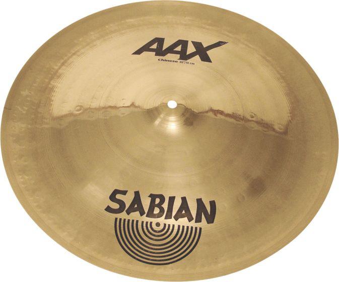 "Sabian 20"" AAX Chinese, 22016X"
