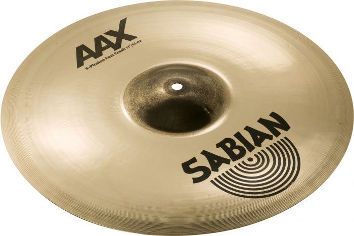 "Sabian 17"" AAX X-Plosion Fast Crash, 21785XB"