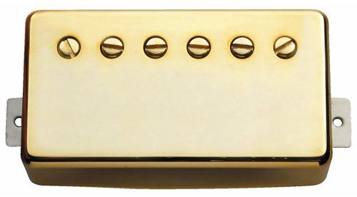 Seymour Duncan A-6 Gold Benedetto Pickups, 11601-07-Gc