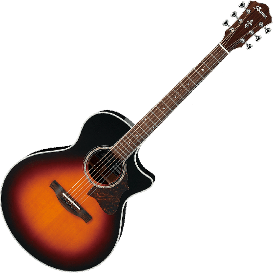 Ibanez AE800AS Acoustic Electric Guitar in Antique Sunburst High Gloss Finish, AE800AS