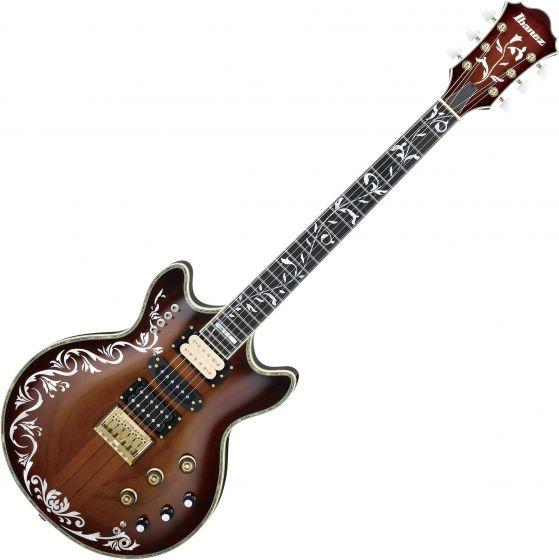 Ibanez Bob Weir Signature BWM1 Electric Guitar Brown Sunburst, BWM1BS