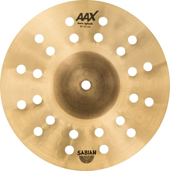 """Sabian 10"""" AAX Aero Splash, 210XAC"""