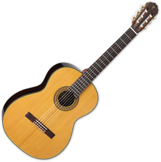 Takamine C132S Classical Acoustic Guitar Gloss Natural B-Stock, TAKC132S.B
