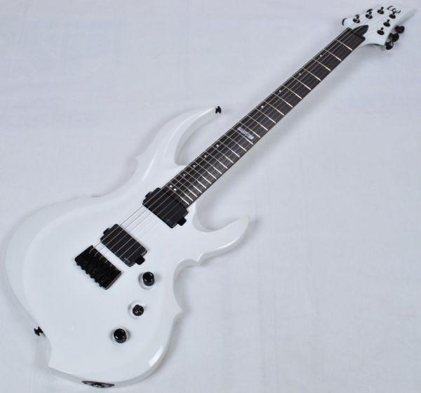 ESP LTD FRX-401 Electric Guitar in Snow White B-Stock, LTD FRX-401 SW.B