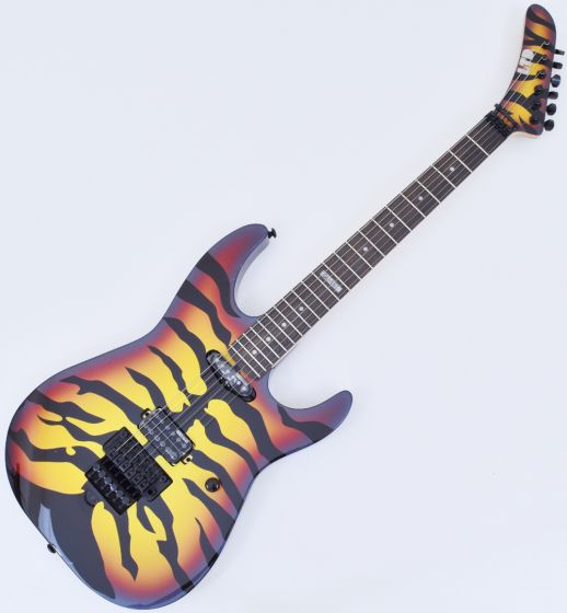 ESP LTD GL-200SBT George Lynch Electric Guitar in Sunburst Tiger B-Stock, LTD GL-200SBT