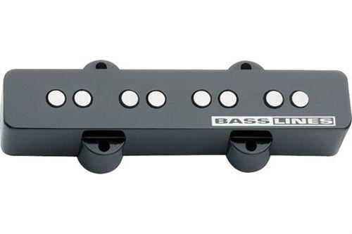 Seymour Duncan SJ5S-67/70 Passive Single Coil Pickup Set For Jazz Bass, 11402-42