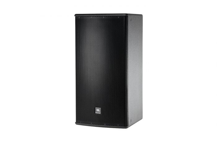 JBL AM7215/26 High Power 2-Way Loudspeaker with 1 x 15 LF & Rotatable Horn, AM7215/26