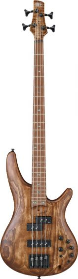 Ibanez SR Standard SR650E 4 String Antique Brown Stained Bass Guitar, SR650EABS