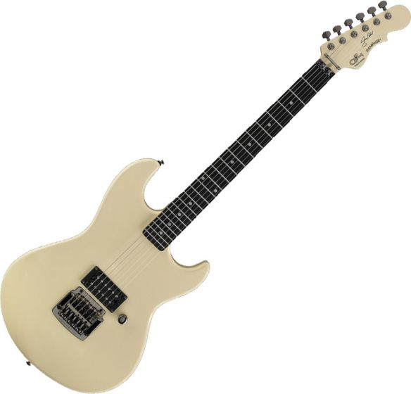 G&L Tribute Rampage Jerry Cantrell Signature Electric Guitar Ivory, TI-JC1-IVY-E
