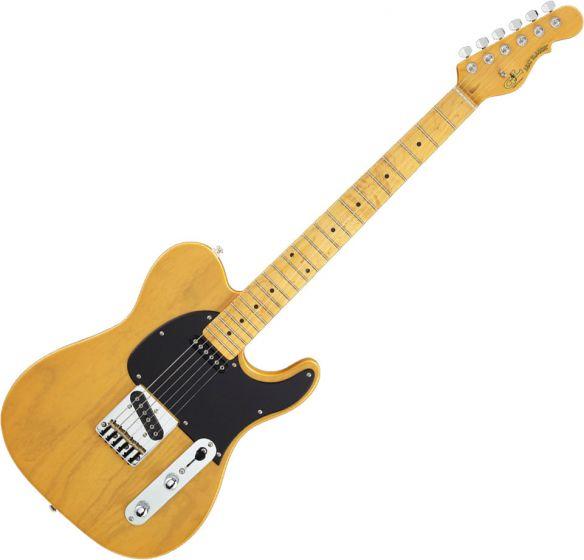 G&L Tribute ASAT Classic Electric Guitar Butterscotch Blonde[, TI-ACL-124R39M50]