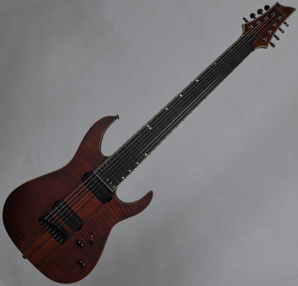 Schecter Banshee Elite-8 Electric Guitar Cats Eye Pearl, 1264