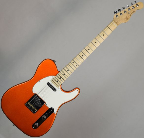 G&L USA ASAT Classic Electric Guitar Tangerine Metallic, USA ASTCL-TAN-MP 3010