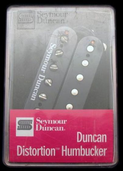 Seymour Duncan Humbucker SH-6B 7-String Duncan Distortion Bridge Pickup, 11107-21-7Str