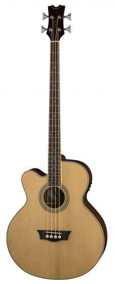 Dean Acoustic Electric Bass Guitar CAW Left Handed SN EABC L, EABC L