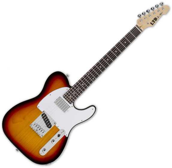 ESP LTD Ron Wood 3TB Guitar, LTD Ron Wood 3TB