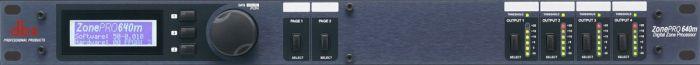 dbx 640m 6x4 Digital Zone Processor, DBX640MV