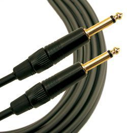 Mogami Gold Instrument Cable 3 ft., GOLD INSTRUMENT-03
