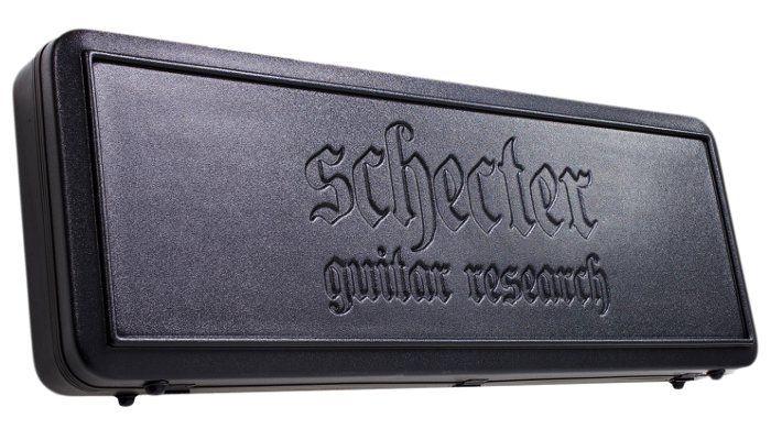 Schecter V-Shape Hardcase SGR-8V, SGR-8V