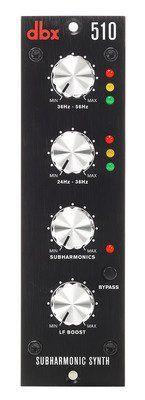 dbx 510 Subharmonic Synthesizer - 500 Series, DBX510