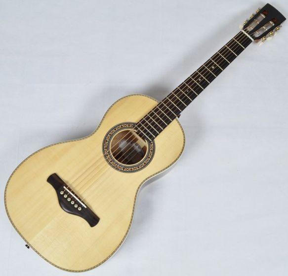 Ibanez AVN3-NT Artwood Vintage Series Acoustic Guitar in Natural High Gloss Finish, AVN3NT
