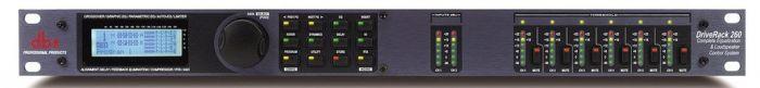 dbx DriveRack 260 Loudspeaker Management System, DBX260V