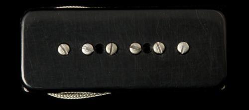 Seymour Duncan Antiquity Soapbar P-90 Bridge Pickup (Black), 11034-62