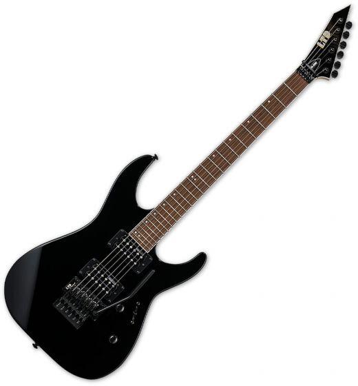 ESP LTD M-200 Electric Guitar Black, LM200BLK