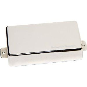 Seymour Duncan AHB-1B Original Blackouts Bridge Pickup Nickel Cover, 11106-31-Nc
