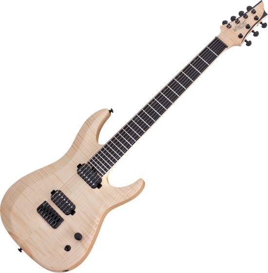 Schecter Keith Merrow KM-7 MK-II Electric Guitar Natural Pearl, SCHECTER300