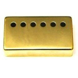 Seymour Duncan Gold Plated Cover For SH Spaced Humbuckers, 11800-20-Gc