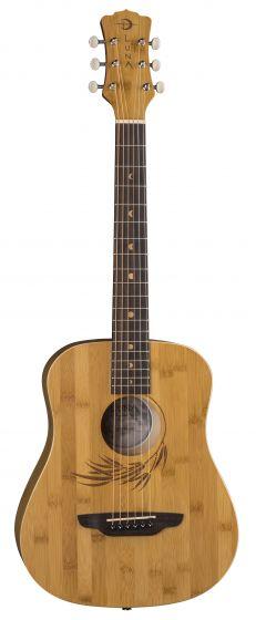 Luna Safari Bamboo Travel Guitar w/Gigbag SAF BAMBOO, SAF BAMBOO