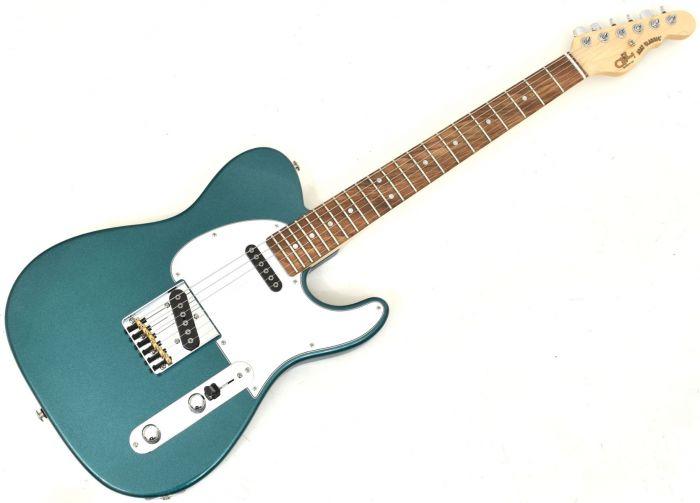 G&L ASAT Classic USA Fullerton Standard in Emerald Blue, FS ASAT Classic EMB