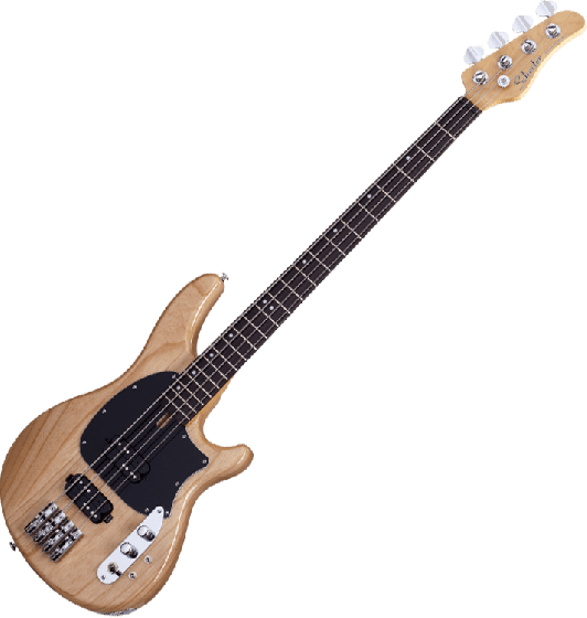 Schecter CV-4 Electric Bass Gloss Natural, 2490