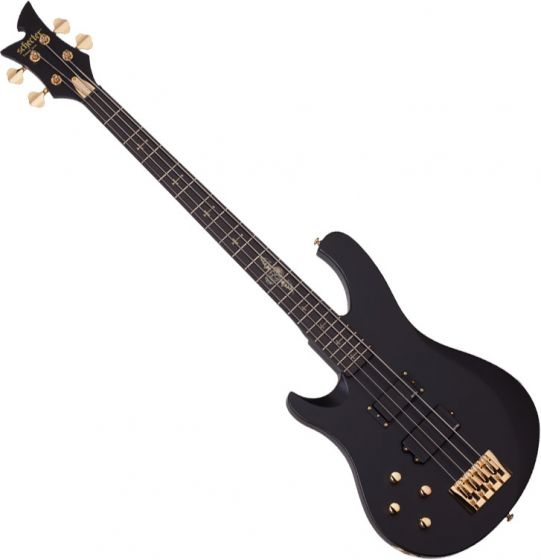 Schecter Signature Johnny Christ Left-Handed Electric Bass in Satin Finish, 212