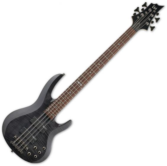 ESP LTD B-208FM Bass in See-Through Black, B-208FM STBLK