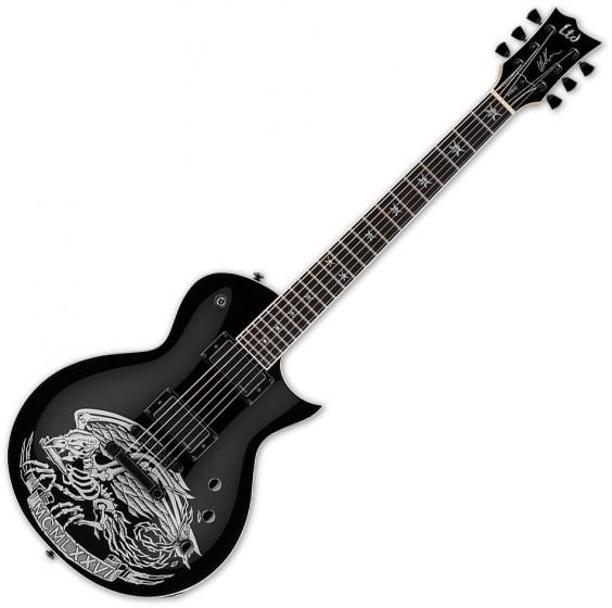 ESP LTD Will Adler WA-Warbird Fluence Signature Electric Guitar, LWAWARBIRDF
