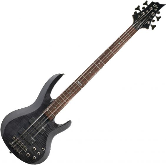ESP LTD B-208FM Bass in See-Through Black B-Stock, LB208FMSTBLK.B