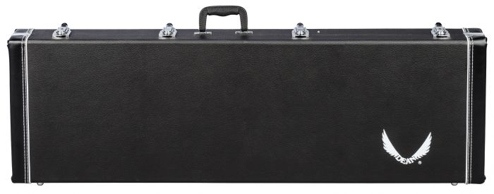 Dean Deluxe Hard Case Elec & Edge Bass DHS EB, DHS EB