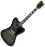 ESP LTD Bill Kelliher Sparrowhawk Signature Electric Guitar Military Green Sunburst Satin B-Stock, LSPARROWHAWKMGSBS
