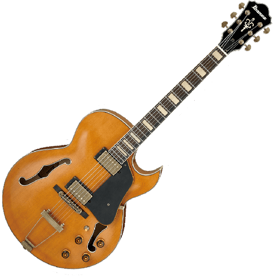 Ibanez Artcore Expressionist Vintage AKJV90DDAL Hollow Body Electric Guitar in Dark Amber Low Gloss Finish, AKJV90DDAL
