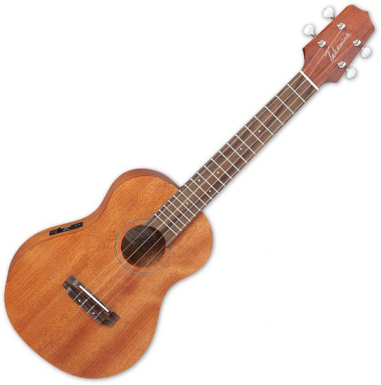 Takamine EGUT1 Acoustic Electric Tenor Ukulele Natural Satin, TAKEGUT1