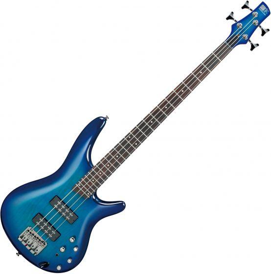 Ibanez SR Standard SR370E Electric Bass Sapphire Blue, SR370ESPB