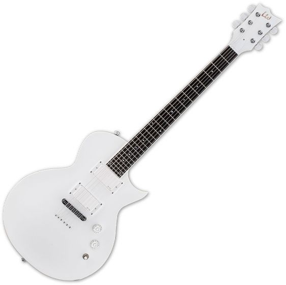 ESP LTD Ted Aguilar Signature TED-600 Electric Guitar Snow White B-Stock, TED-600 SW.B