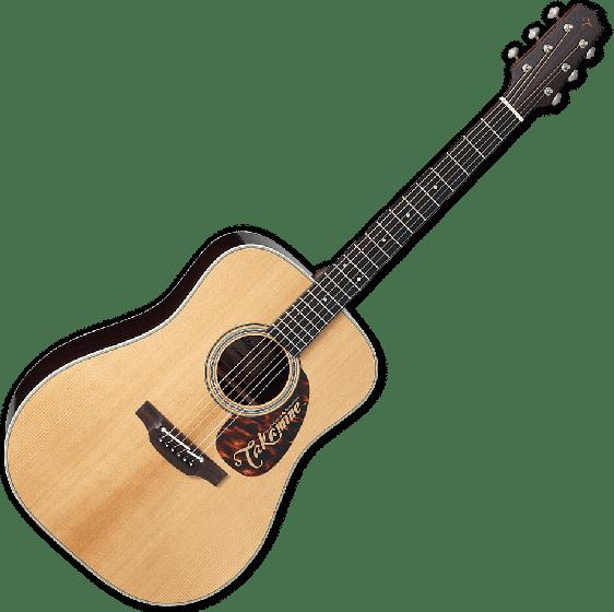 Takamine EF360STT Thermal Top Acoustic Guitar in Natural Finish B-Stock, TAKEF360STT.B