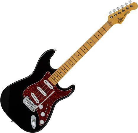 G&L Tribute Legacy Electric Guitar Gloss Black, TI-LGY-114R01M41