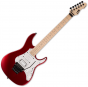 ESP LTD SN-200FR Maple Electric Guitar Black Cherry Metallic Satin, LSN200FRMBCMS