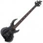 ESP LTD Tom Araya TA-604 FRX Signature Electric Bass Black Satin, LTA604FRXBLKS