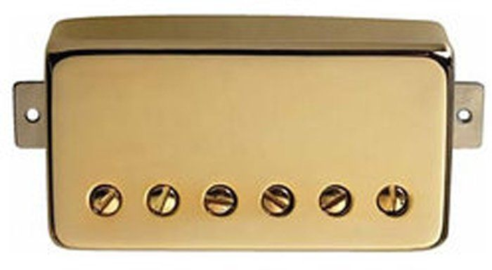Seymour Duncan Humbucker SH-5 Duncan Custom Pickup Gold Cover, 11102-17-Gc