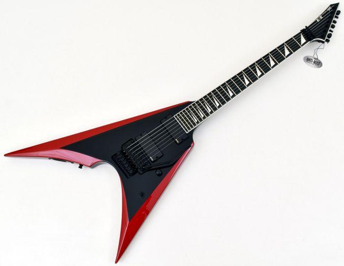ESP E-II Arrow-7 Baby Metal Limited Edition Electric Guitar Black, EIIARROW7BM
